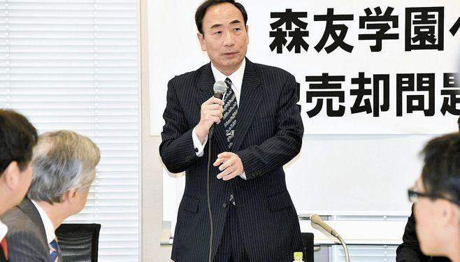 籠池泰典氏、昭恵氏に交渉経過を頻繁に連絡