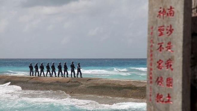 中国の南シナ海進出が招いた豪州の政策転換