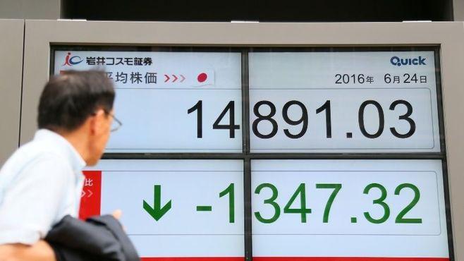 「日銀ショック」で日本株が追い込まれる日