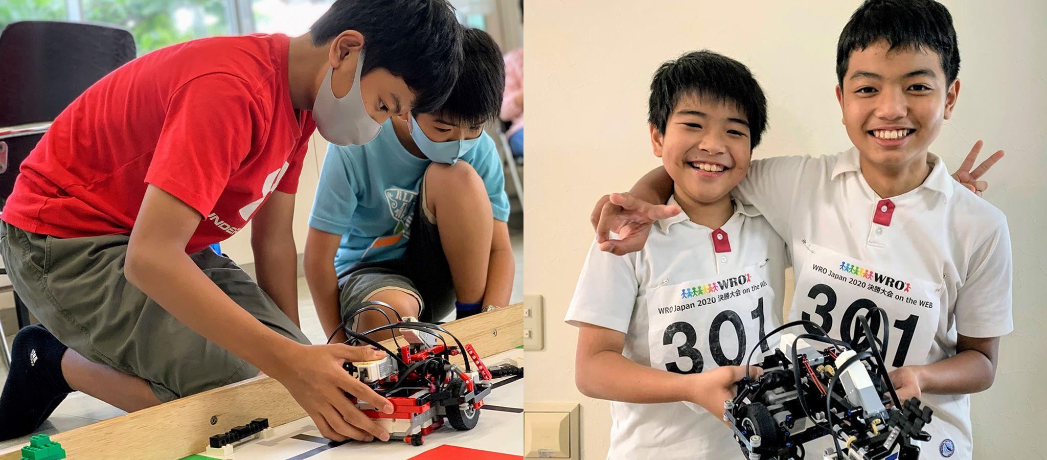 小学生恐るべし、ロボコンで見せた圧巻の動作