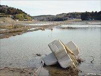 津波が襲った福島県南相馬市。兼業農家の人的被害も多く、農業技術継承にも暗雲漂う