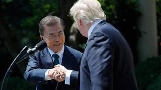 韓国大統領の名演説にトランプがうなった