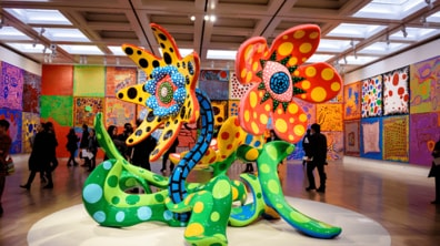 Five Reasons to Check Out Yayoi Kusama's 'My Eternal Soul' Exhibition