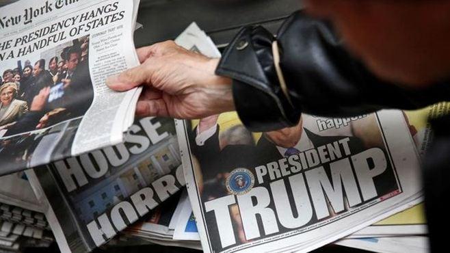トランプ政権のメディア対応は特殊じゃない