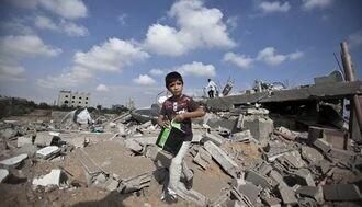 パレスチナの子どもが直面するむごい現実