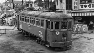 小田原の路面電車「64年ぶり里帰り」実現するか