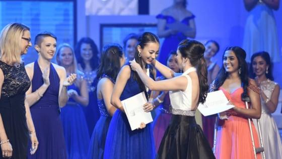 「全米最優秀女子高生」母語る、子どもの伸ばし方