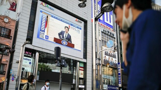ポストコロナ「日本は必死で学ぶ必要がある」