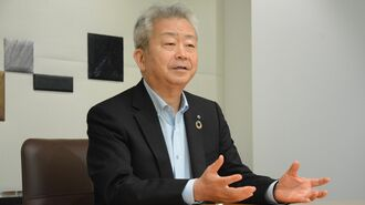 NTT社長が語る「世界分断化」への強い危機感