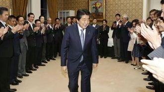 安倍首相「出馬表明はお盆開け以降」の裏事情