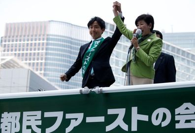 Tokyo heads to polls in vote that could spell trouble for PM