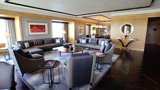 「1泊200万円超」のホテルはこんなにもスゴい