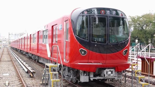 「赤くて丸い」丸ノ内線30年ぶり新車両の全貌
