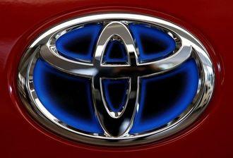トヨタ営業利益、前期比10.3%増の2.2兆円に