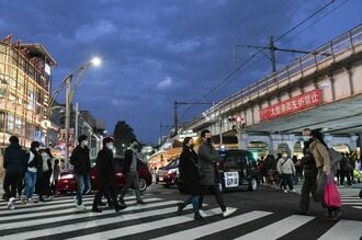 東京都で最多の1337人のコロナ感染者確認-菅首相が関係閣僚協議