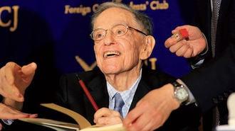 94歳で日本文学を執筆する米国人学者の凄み