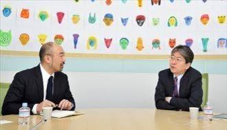大江アナのお相手、松本大氏のホンネ対談