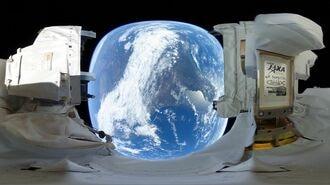 宇宙から見た地球のため息が出るほど美しい姿