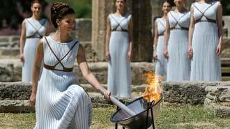 意外と知らない「オリンピック聖火」の長い歴史