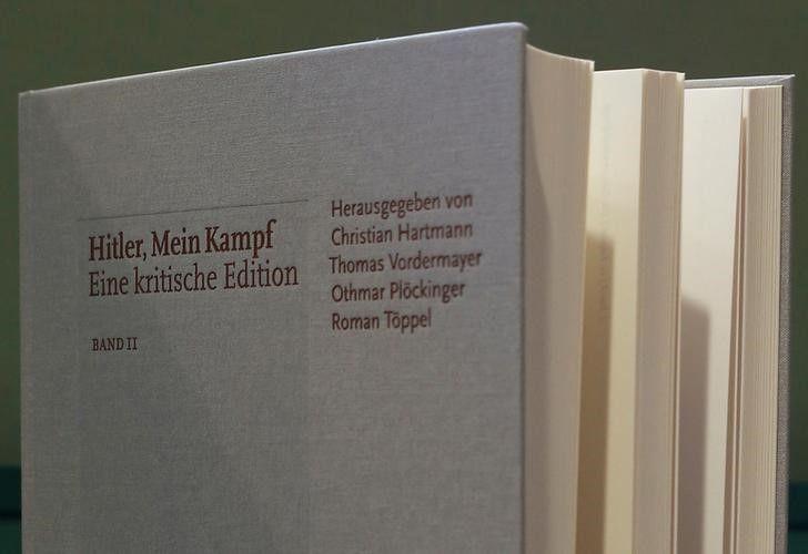 ヒトラー「わが闘争」、出版元も驚...