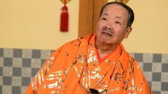 75歳の落語家・古今亭寿輔が紡ぐ「寄席」の躍動