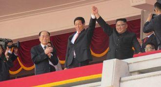 北朝鮮「70周年パレード」は様変わりしていた