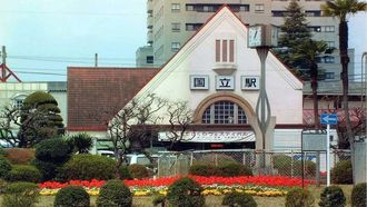 国立「三角屋根の駅舎」復活までの長い道のり