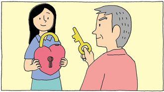 52歳と45歳の初婚同士が「のろけまくる」理由