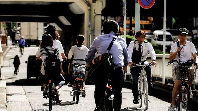 隠れて「自転車通勤」で事故、労災はおりるか