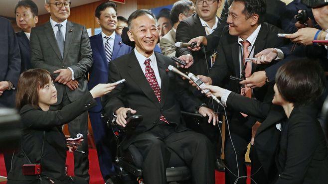 谷垣氏に国政復帰を望む声、思惑はさまざま