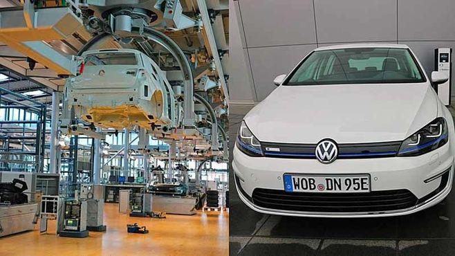 トヨタ・VW・GMが本気、過熱するEV開発競争