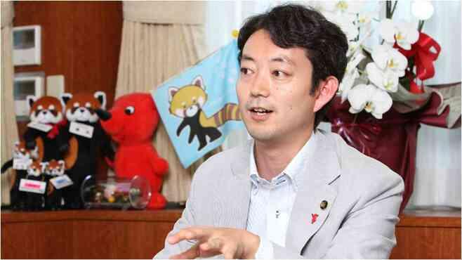 千葉県知事選で圧勝、熊谷俊人氏が語った原点