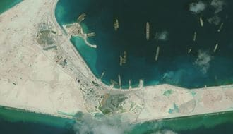China is Destroying the Deep Blue Sea