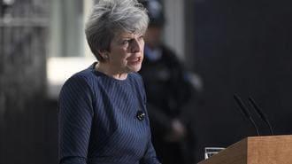 メイ英首相が突然の解散総選挙に動いた理由