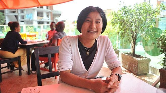 エチオピアに単身渡った日本語教師の矜持