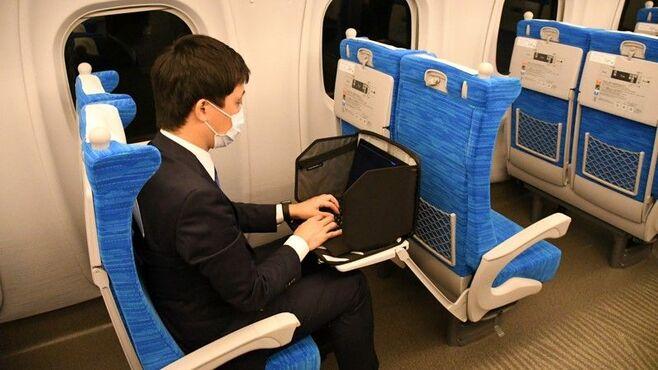 JR東海「新幹線オフィス」、東日本とどう違うのか