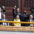 中国「抗日勝利70年式典」、覆い隠せぬ矛盾