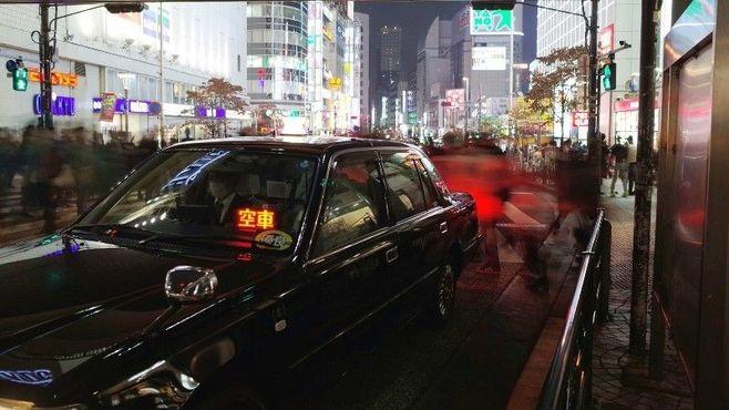 若手社員が今さら聞けないタクシーの乗り方