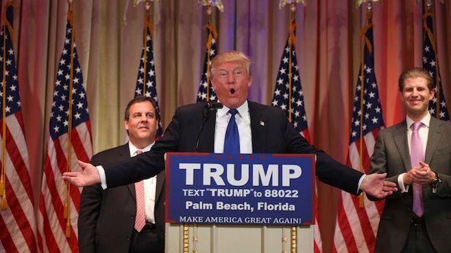 共和党でトランプ氏まだ圧倒的優位ではない