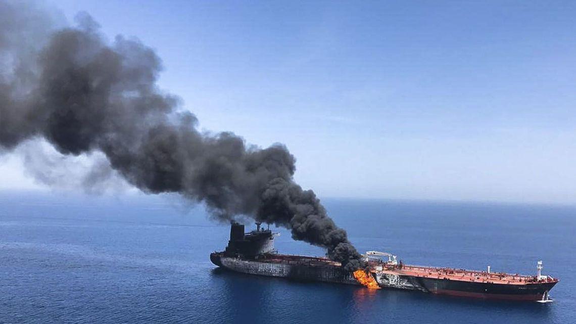 ホルムズ海峡攻撃で挙がった「真犯人」の名前 | 外交・国際政治 | 東洋 ...