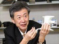 小野寺優・ニフコ社長--自動車用にとどまらず、工業用ファスナーを軸として切り口増やしたい