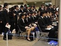 大卒で安定的な仕事に就いていない人が22.9%。どう思いますか?--東洋経済1000人意識調査