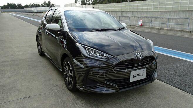 トヨタ「新型ヤリス」乗ってわかった最新進化