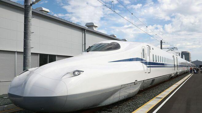 来夏営業開始、N700Sは「最強の新幹線」になるか