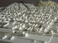 「311 失われた街」展--東日本大震災で被災した14地域の復元模型と震災関連データで「街」への追悼を表現