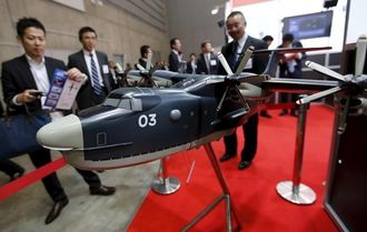 Japan Defense Contractors Get to Grips with Foreign Military Buyers