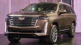 キャデラックの最高峰SUVが新型で見せる世界