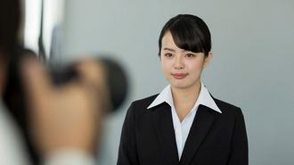 就活「証明写真」の出来は、内定に影響するか