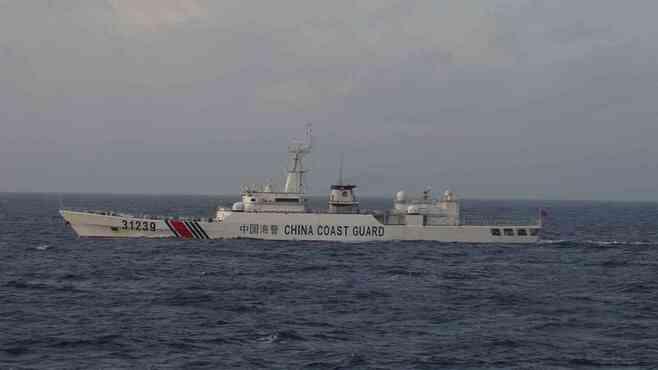 尖閣周辺の領海を侵犯する「中国海警」の正体