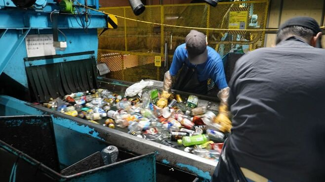 サントリーがペットボトル回収を急ぐ深刻背景